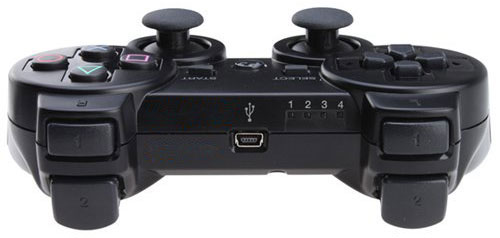 how to connect ps3 controller via bluetooth dongle